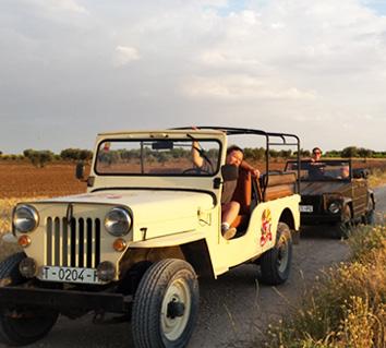 Actividades cerca de Madrid - conducir coches antiguos