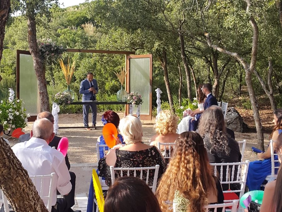 Oficiante para bodas: elige a un orador para tu boda