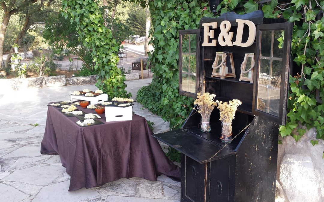 Bodas temáticas: celebra tu boda estilo vintage