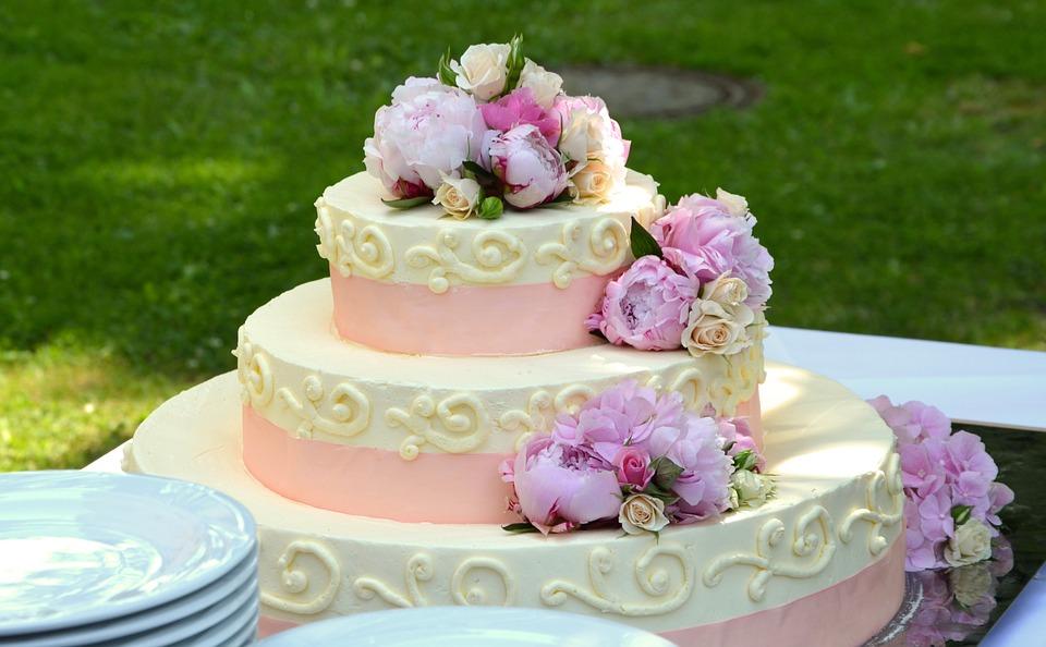 Tipos de tartas para bodas
