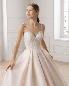 Nueva colección para novias Aire Barcelona 2019