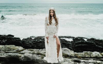 Alicia Rueda Couture: vestidos de novia originales