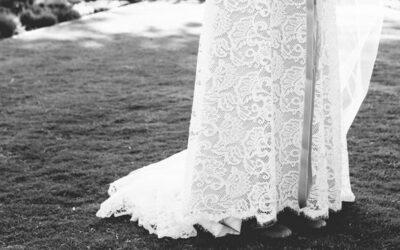 Tipos de colas en vestidos de novia