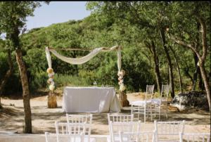 boda estilo rural