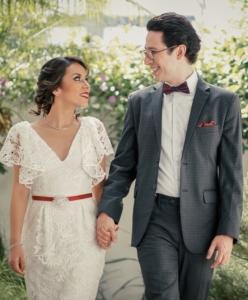 Vestidos para boda al aire libre