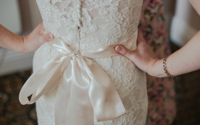 Consejos para la prueba del vestido de novia
