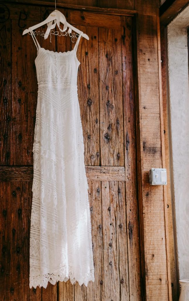 vestido novia ajuar nupcial